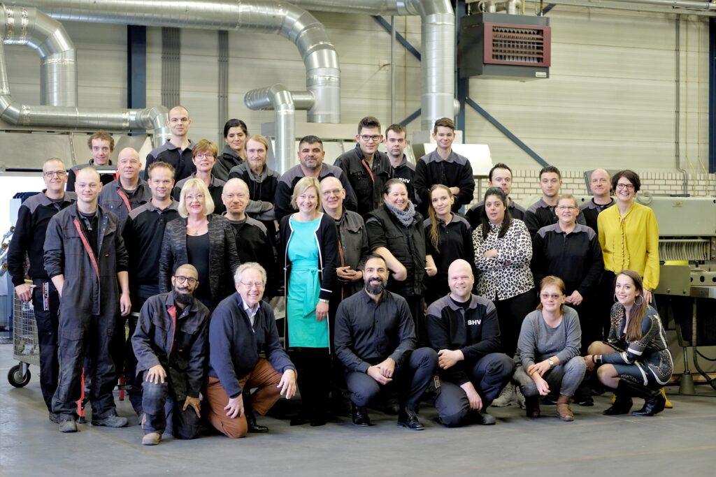 Foto team Nijhuis Group